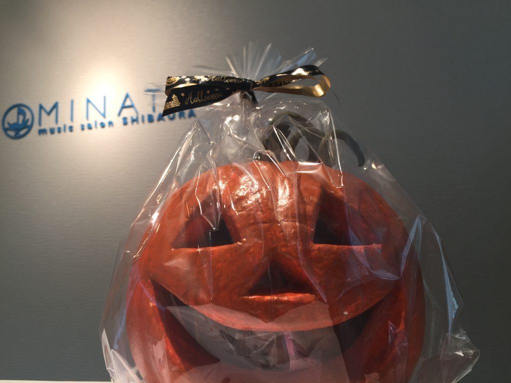 ハロウィーンのかぼちゃ