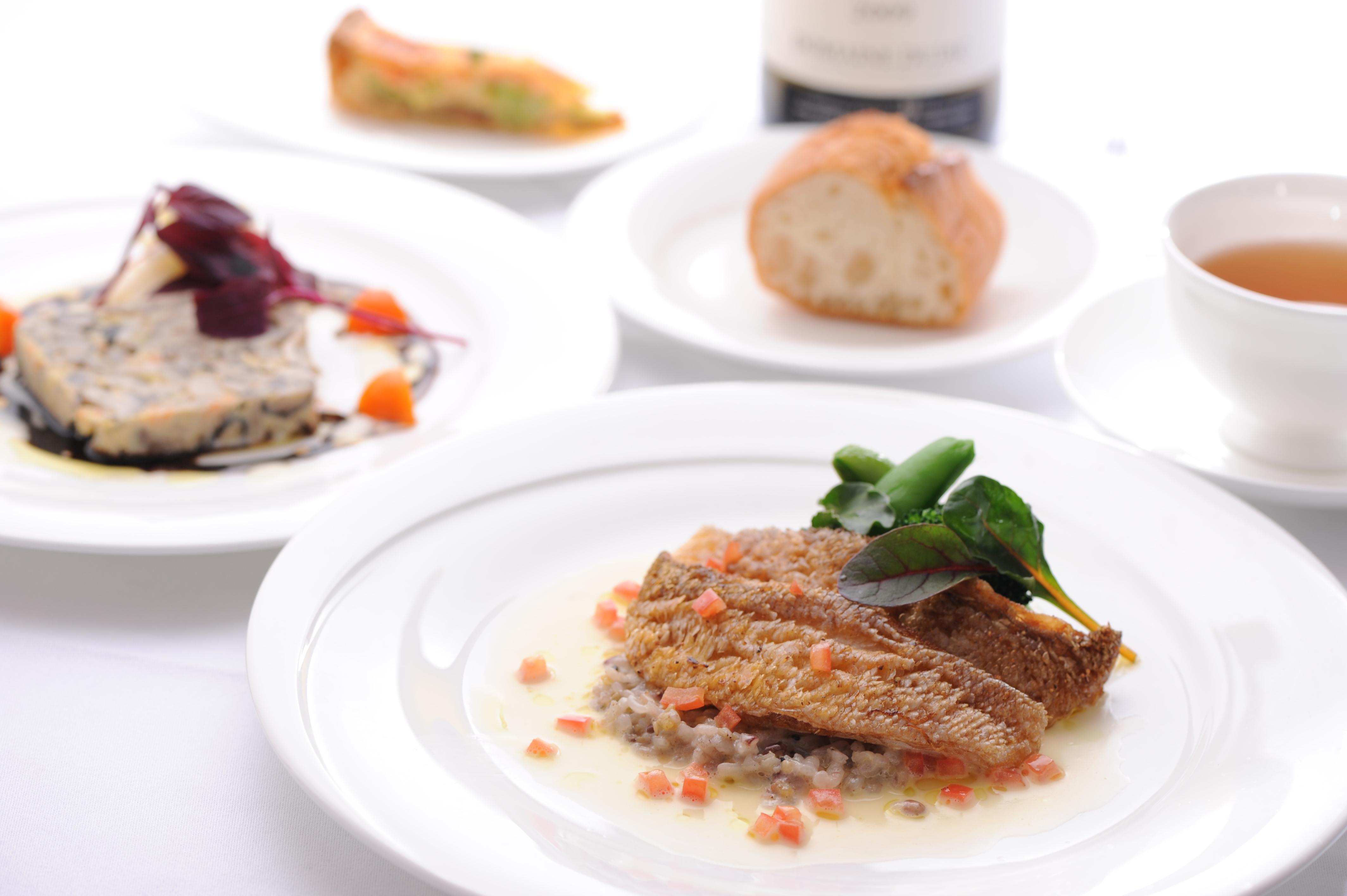 フランス料理 芝浦 ランチ